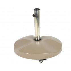 Base/pie sombrilla, hormigón