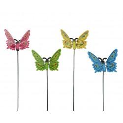 Pincho mariposa mediana,...