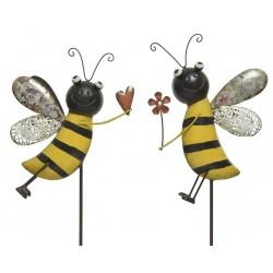 Pincho abejas, hierro
