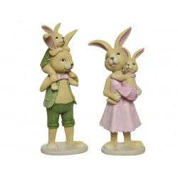 Conejos 20,50 cm