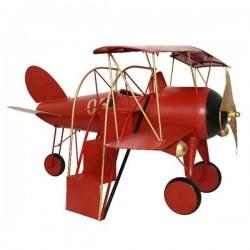 Avión de zinc 298x277x161.5cm