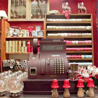 Tienda de lazos de Navidad