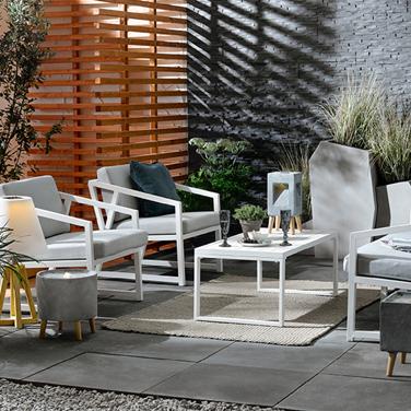 Conjuntos muebles de jardin