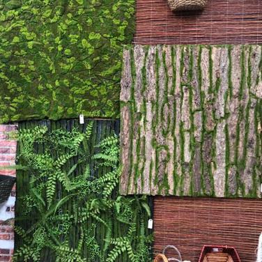 Paneles verdes