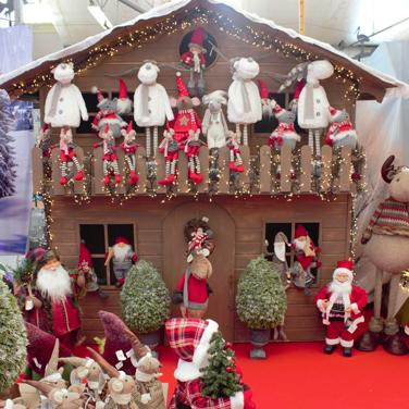 Muñecos de Navidad
