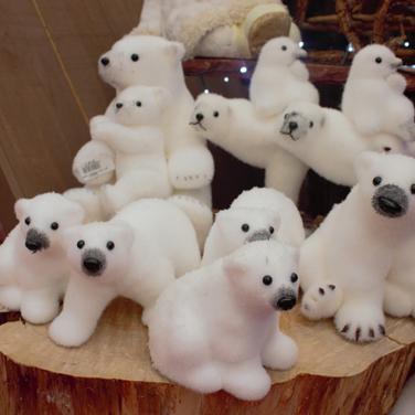 Osos polares Navidad