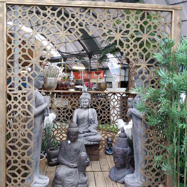 Budas para el jardín
