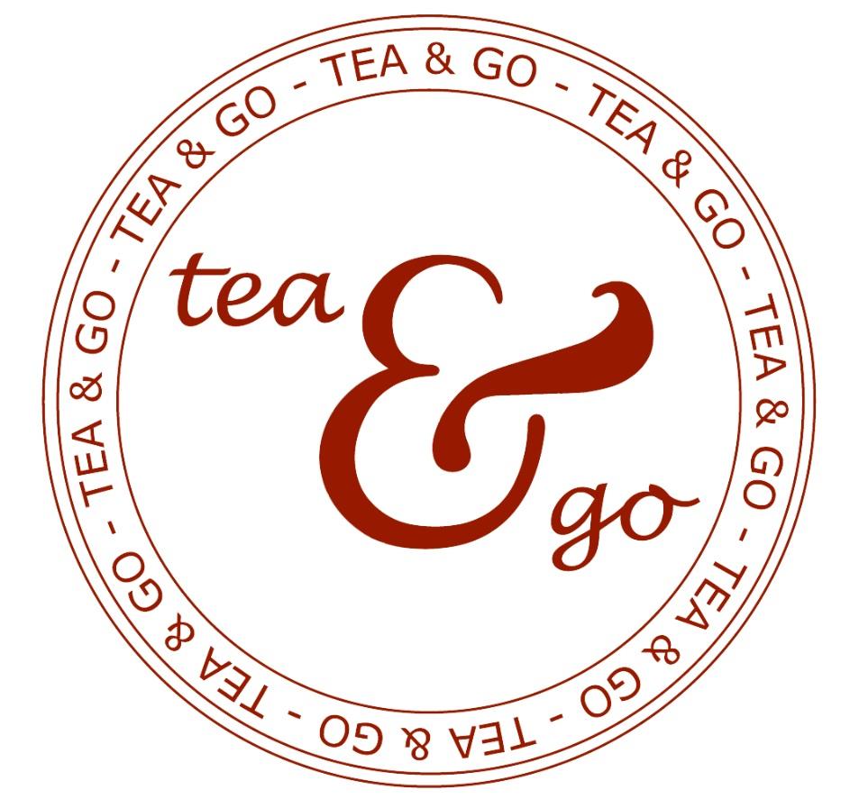 TEA AND GO LOGO